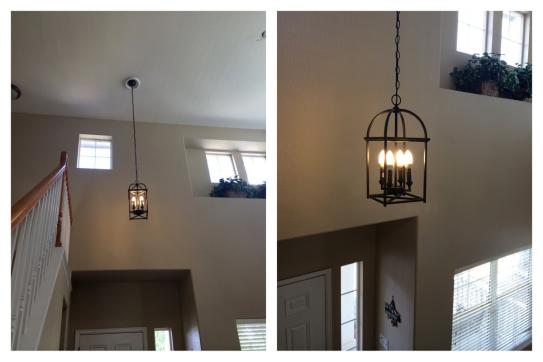 Customer images 13 well designed and attractive light fixture