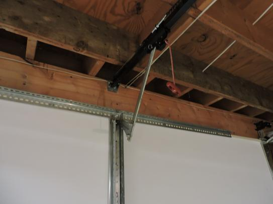 Clopay Garage Door Low Headroom Conversion Kit 4125477 At