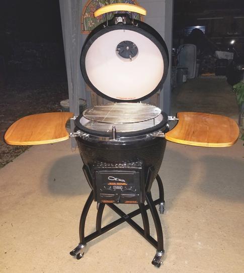 Vision Grills Hybrid Kamado