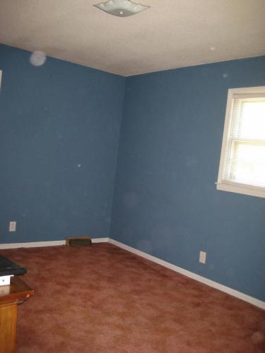 Room before hardwood