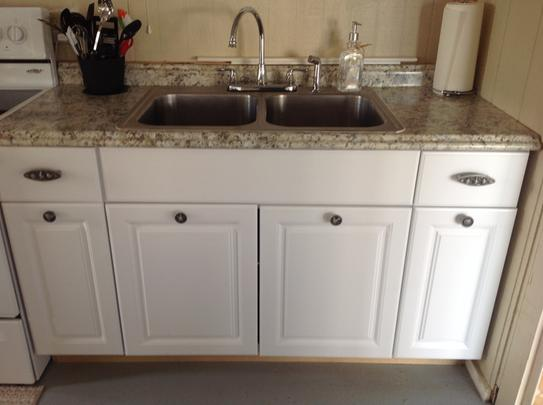 Hampton Bay 8 Ft Laminate Countertop