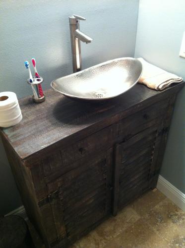 Superieur SINKOLOGY Vessel Sink In Hammered Nickel BOV 1812HN At The Home Depot    Mobile