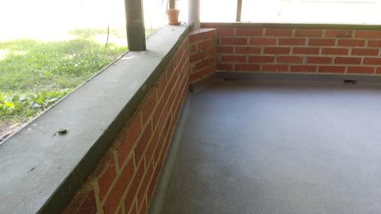 BEHR Granite Grip base trim