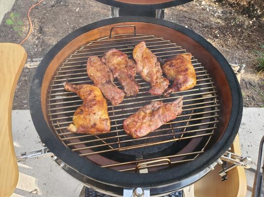 Short Ribs & Chicken