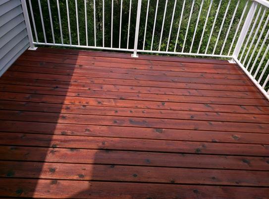 Ready seal 5 gal mahogany exterior wood stain and sealer - Best exterior wood stain reviews ...