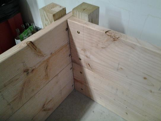 Raised Garden Box Construction Application