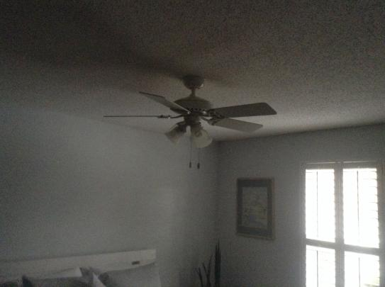 Hunter stonington 46 in indoor white ceiling fan with light kit customer images 7 audiocablefo