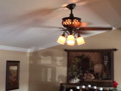 Natural iron ceiling fan ac434 ni at the home depot mobile