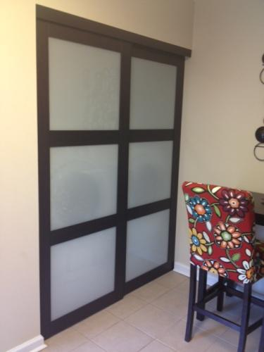 Truporte 72 In X 80 12 In 2290 Series 3 Lite Tempered Frosted