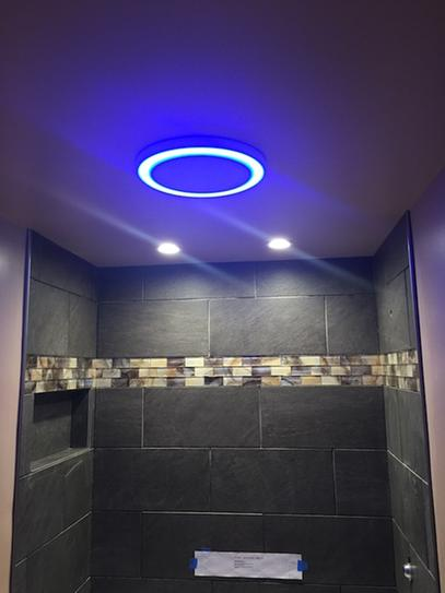 customer images 16 - Bluetooth Bathroom Fan