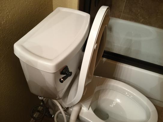 KOHLER Puretide Non-Electric Bidet Seat for Elongated Toilets in ...