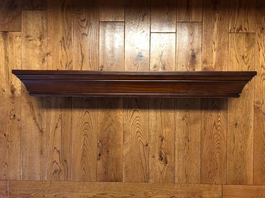 Installed Shelf
