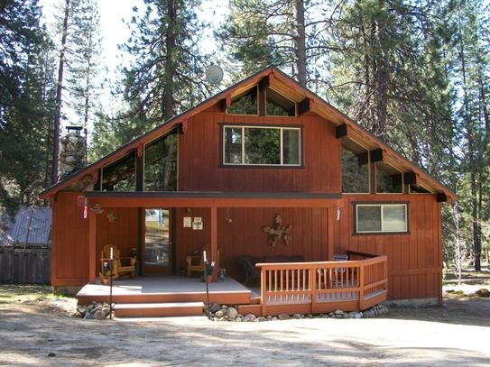 Meadow View Cabin in Yosemite