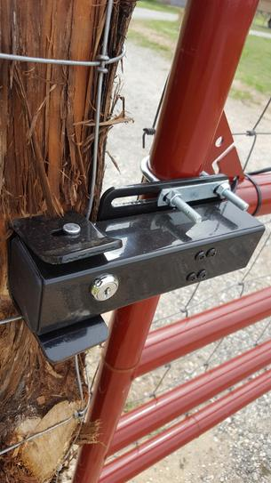 Mighty Mule Automatic Gate Lock For Single And Dual Swing