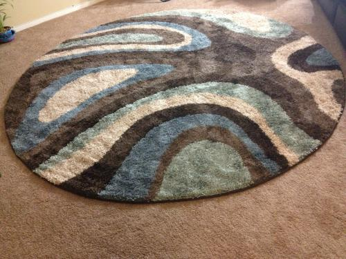 Mohawk Home Ink Swirl Camel 10 Ft X 13 Area Rug 292980 At The Depot Mobile