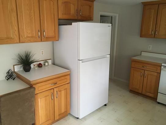 Our new Samsung fridge installed