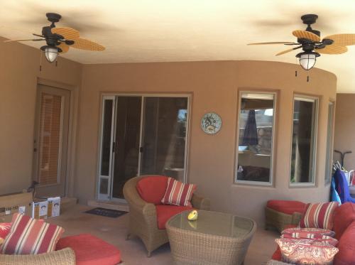 Hampton Bay Palm Beach 1 Light Gilded Iron Ceiling Fan Light Kit 72460r At The Home Depot Mobile