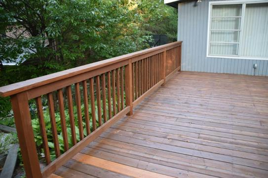 Cedar Tone Cwf Uv Oil Based Exterior Wood Finish Fld520 05 At The Home Depot Mobile