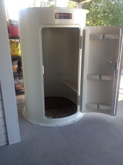 Survive A Storm Shelters Twister Pod 4 Ft X 6 Tornado Shelter Sasas04d At The Home Depot Mobile