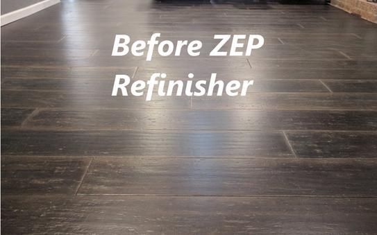 Zep 32 Oz Hardwood And Laminate Floor Refinisher Case Of 12