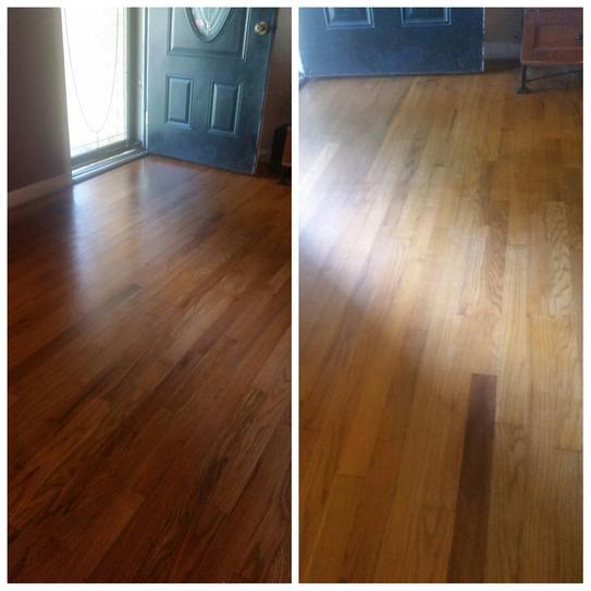 Rejuvenate 32 Oz Professional High Gloss Wood Floor Restorer