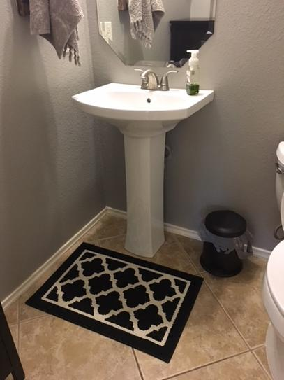 Kohler Sink Installed