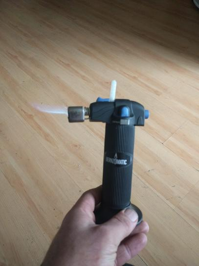 Bernzomatic ST2200T Butane Micro Torch 330194 at The Home Depot - Mobile