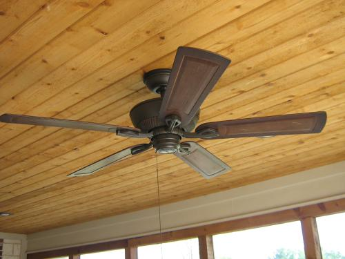 Hunter caicos 52 in indooroutdoor new bronze wet rated ceiling fan customer images 13 mozeypictures Choice Image