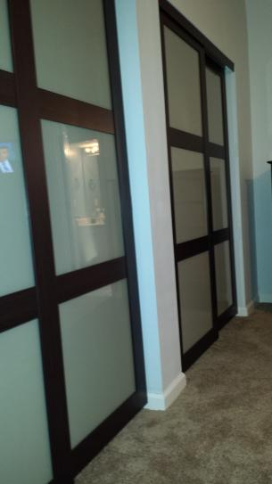 Inspiring Rough Opening Bifold Closet Door Ideas Exterior