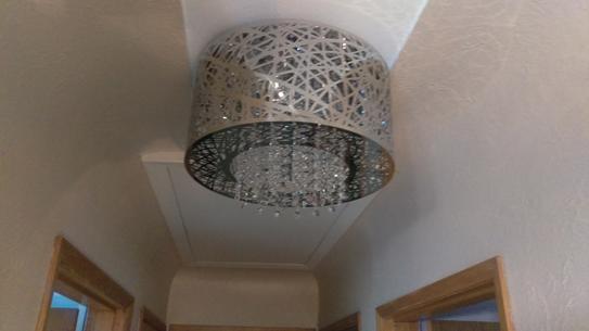 Customer images 24 beautiful light fixture