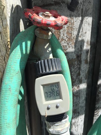 Orbit Water Flow Meter 52212 At The Home Depot Mobile