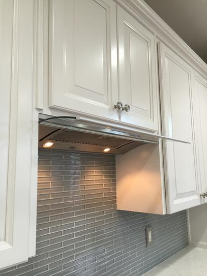 Convertible Slide Out Range Hood In Stainless Steel Kxu2830yss At The Home Depot Mobile