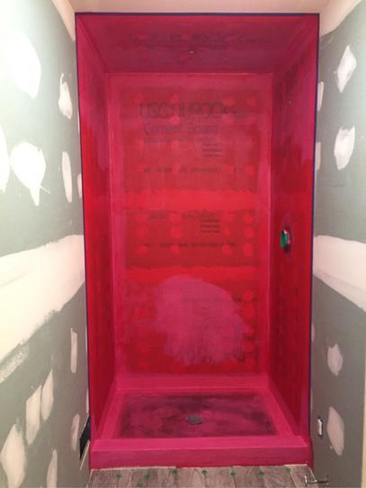 Custom Building Products Redgard 3 1 2 Gal Waterproofing