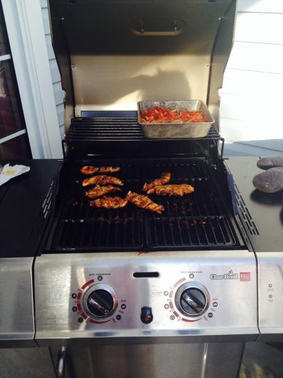 Char Broil Gourmet Tru Infrared 2 Burner Propane Gas Grill