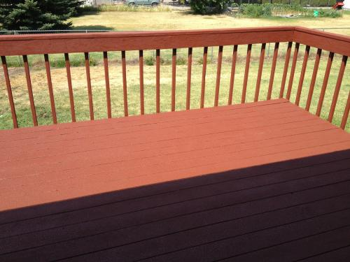 Navajo Red Deck And Concrete 10x Resurfacer 4653901 At The Home Depot Mobile