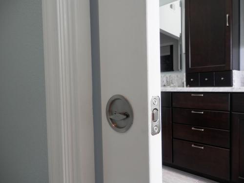 Amazing Customer Images (19). Beautiful Addition To Glass Pocket Door
