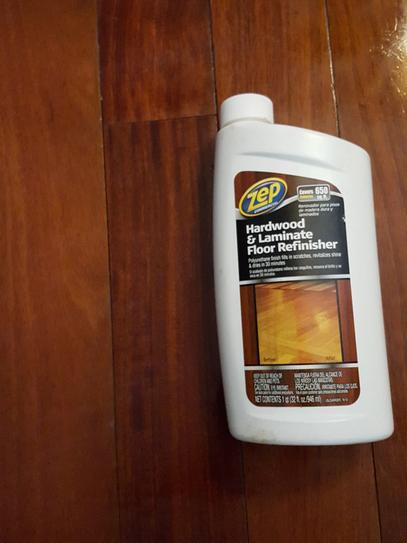Zep 32 Oz Hardwood And Laminate Floor Refinisher Case Of 12