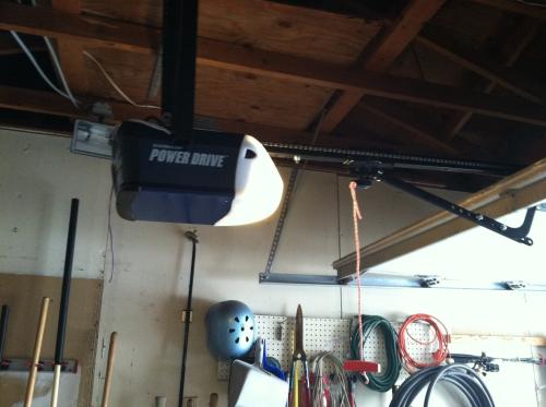 dc openers belt tv door p genie garage quietlift motor hp opener drive