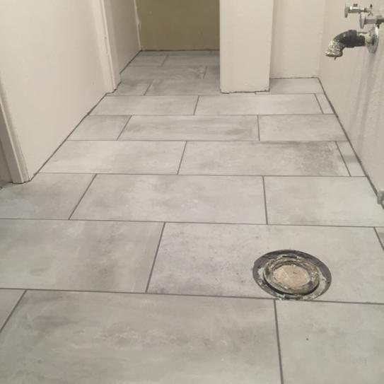 ms cotto grigio 12 in x 24 in glazed porcelain floor and wall tile 16 sq ft the home depot