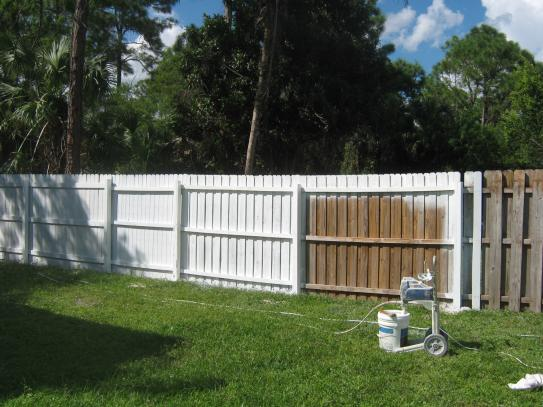 White Exterior Barn And Fence Paint 03501 At The Home Depot   Mobile