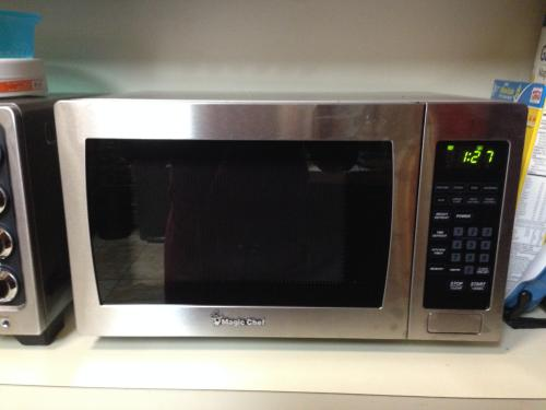 Countertop Microwave In Stainless Steel Mcm990st At The Home Depot Mobile