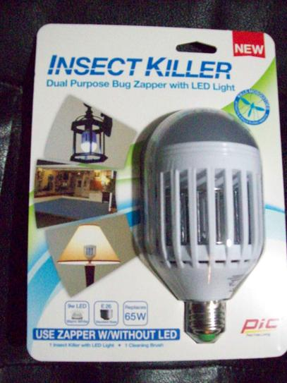 PIC LED Bug Zapper IKC at The Home Depot - Mobile