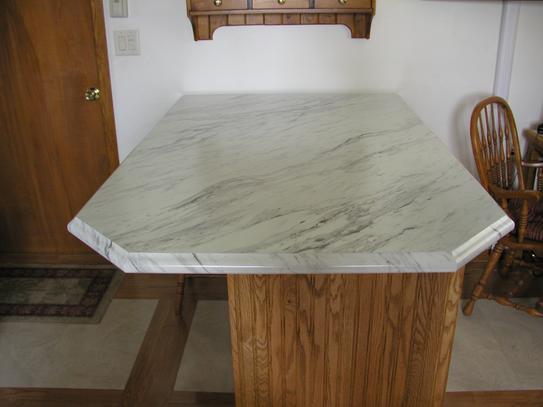 Wilsonart 5 Ft X 12 Ft Laminate Sheet In Calcutta Marble