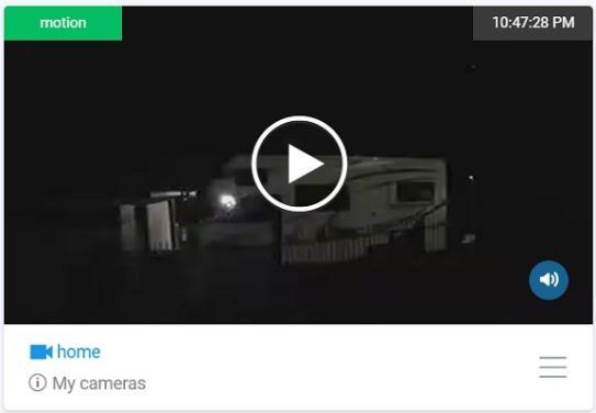 Oco Pro Dome Outdoor/Indoor 1080p Cloud Surveillance and