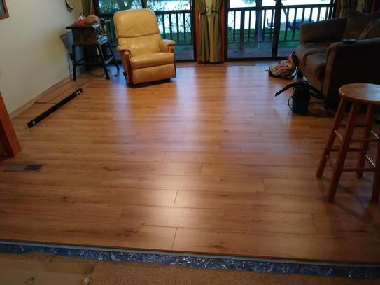 Home Decorators Collection Montego Oak, Montego Oak Laminate Flooring