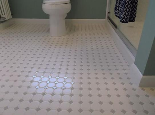 Daltile Octagon And Dot Gray Home Design Ideas - Daltile new orleans