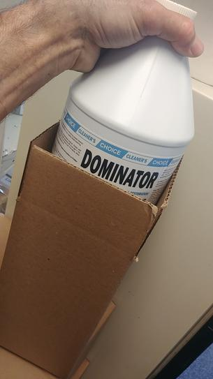 gallon bottles can be shipped in this carton