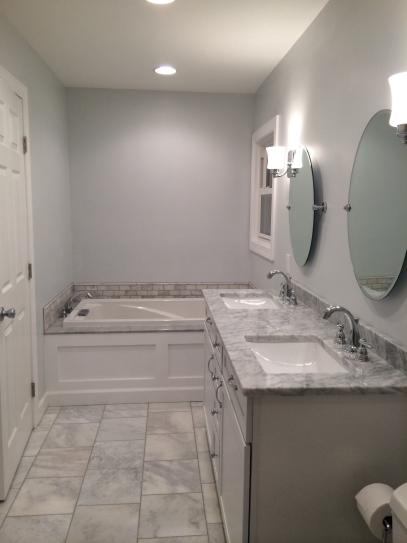 Polished Marble Floor And Wall Tile 5 Sq Ft Case Thdvenwht1212 At The Home Depot Mobile