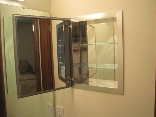 Kohler Flat Edge 16 In X 20 Recessed Medicine Cabinet K 99889 Na At The Home Depot Mobile