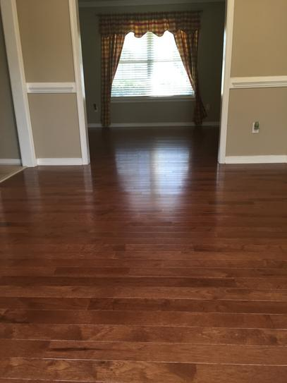 Bruce Plymouth Brown Hickory 34 In Thick X 3 14 In Wide X Random Length Solid Hardwood Flooring 22 Sq Ft Case